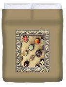Moments In Time Bracelet Art Duvet Cover