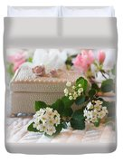 Moments To Treasure Duvet Cover