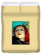 Mona In Mourning Duvet Cover