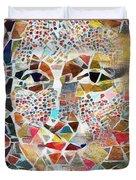 Mona Lisa Duvet Cover