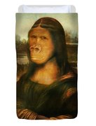 Mona Rilla Duvet Cover