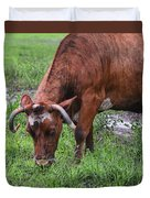 Mona The Cow Duvet Cover