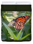 Monarch Butterfly 3 Duvet Cover