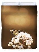 Monarch Butterfly 4 Duvet Cover