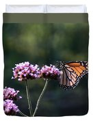Monarch Butterfly IIi Duvet Cover