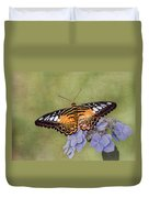 Clipper Butterfly Duvet Cover