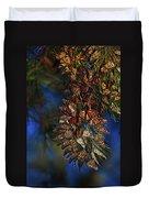 Monarch Cluster Duvet Cover