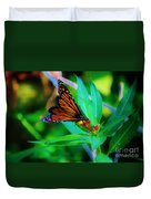 Monarch Heaven Duvet Cover