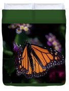 Monarch Duvet Cover