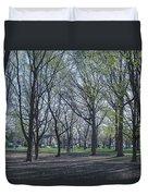 Monarch Park - 1100 Duvet Cover