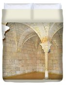 Monastery Of St. Bernard De Clairvaux 3 Duvet Cover