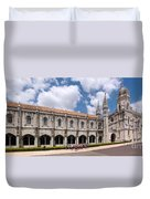 Monastery Of The Hieronymites Lisbon 5 Duvet Cover