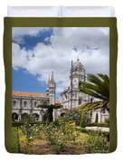 Monastery Of The Hieronymites Lisbon 6 Duvet Cover