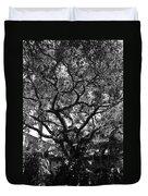 Monastery Tree Duvet Cover