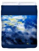 Monet Like Water Duvet Cover