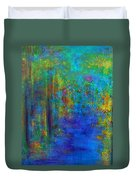 Monet Woods Duvet Cover