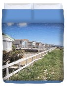 Monmouth Beach - Impressions Duvet Cover