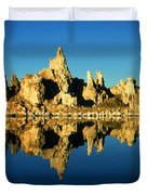 Mono Lake California Sunset - Landscape Duvet Cover
