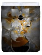 Monolith And Friends Duvet Cover