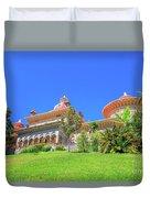 Monserrate Palace Sintra Duvet Cover
