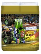 Monster Jam 2 Duvet Cover