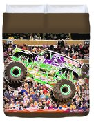 Monster Jam Orlando Fl Duvet Cover