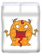 Monster Duvet Cover