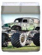 Monster Truck 4 Duvet Cover