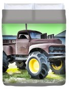 Monster Truck - Grave Digger 3 Duvet Cover