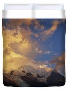 Mont-blanc Duvet Cover