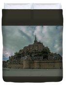 Mont Saint Michel 1 Duvet Cover
