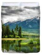 Montana Beauty Duvet Cover