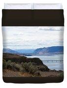Montana Bridge Duvet Cover