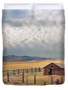 Montana Farmyard Duvet Cover