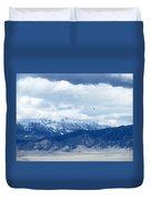 Montana Flight Duvet Cover
