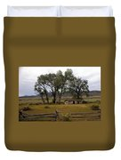 Montana Homestead Duvet Cover