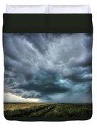 Montana Thunderstorm Duvet Cover