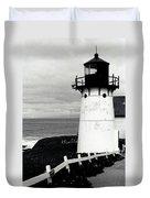 Montara Lighthouse Duvet Cover