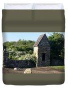 Montauk Guard House 2 Duvet Cover
