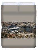 Monte Carlo 10 Duvet Cover