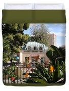 Monte Carlo 6 Duvet Cover