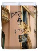 Monte Carlo 7 Duvet Cover