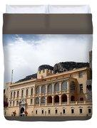 Monte Carlo 8 Duvet Cover