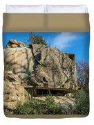 Monte Moro Bunkers - Bunkers Monte Moro Duvet Cover