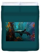 Monterey Depths Duvet Cover