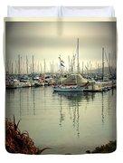 Monterey Marina II Duvet Cover