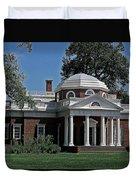 Monticello Duvet Cover