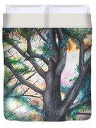 Monticello Tree Duvet Cover