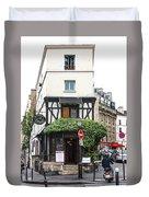 Montmartre Duvet Cover
