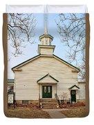 Montour Methodist Duvet Cover